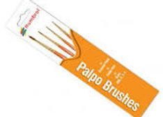 PALPO BRUSH PACK 000/0/2/4