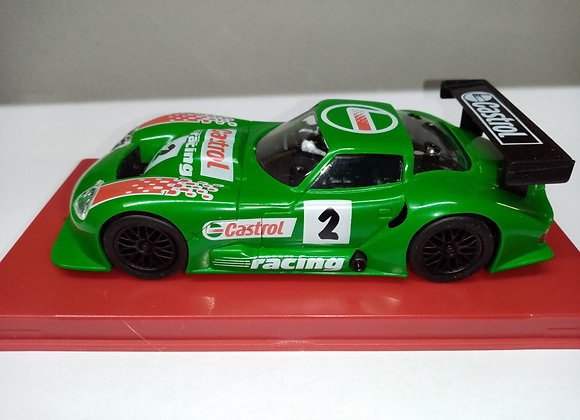 Starters Poly Marcos Castrol slot car - FLY 87001E
