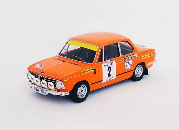 BMW 2002 ti - TAP Rally 1972: Leif Asterhag / Claes Bilstam