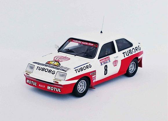 Vauxhall Chevette HSR - Hunsrück Rally 1982: Simon Everett / Willy Lu
