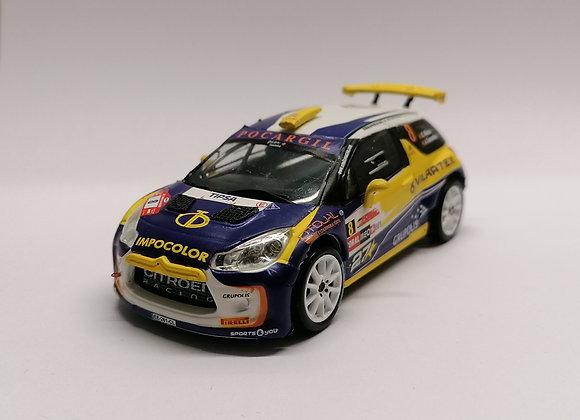 Citroen DS3 R5 Rally da Madeira 2017 (Portugal´s Champion 2017)