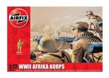 AIRFIX WWII AFRIKA KORPS 1/72
