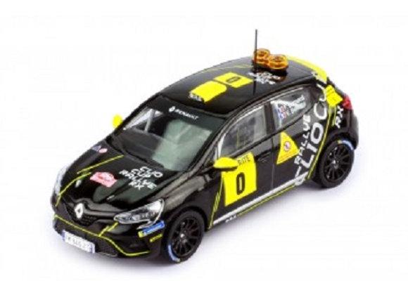 Renault Clio R.Monte Carlo F.Bernardi/V.Bellotto 2020 - IXORAM755
