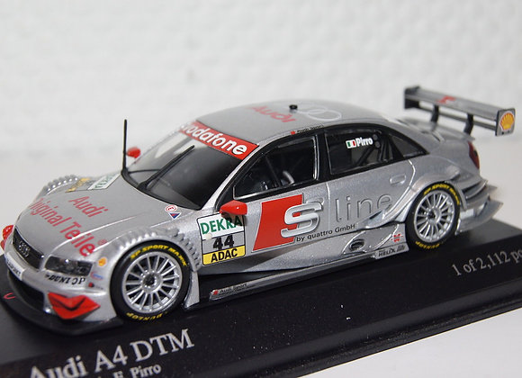AUDI A4 S LINE DTM 2004