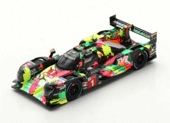 REBELLION R13 Gibson N°1 4th 24H Le Mans 2019 - N. Jani - A. Lotterer - B. Senna