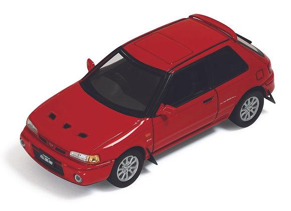 MAZDA 323 GTR 1991 Red