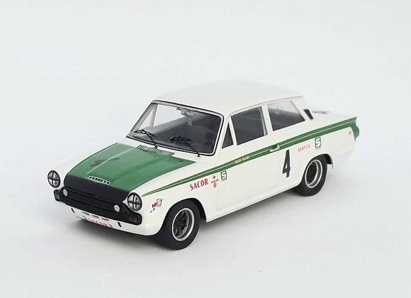 Ford Lotus Cortina Ernesto Neves Winner Montes Claros 1967
