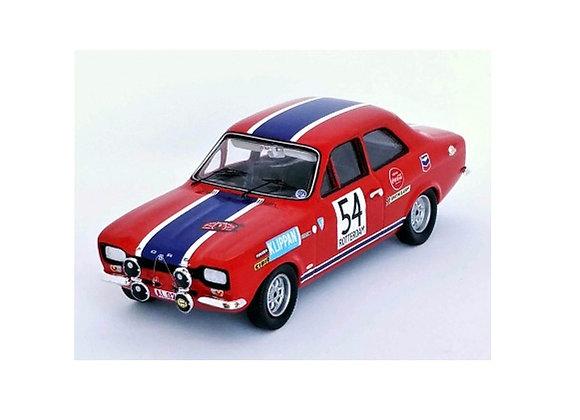 TRFRRnl04Ford Escort Mk1 - 1st Tulip Rally 1969: Gilbert Staepelaere / André Ae