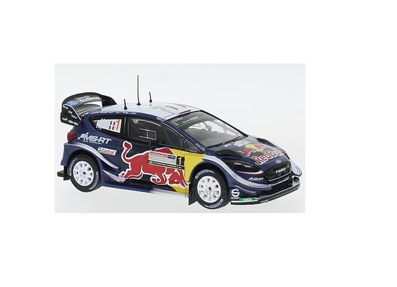 IXORAM690-Ford Fiesta WRC, No.1, Rallye Australia, S.Ogier/J.Ingrassi
