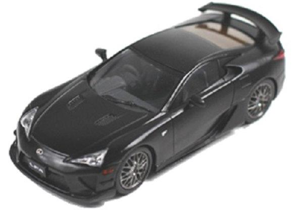 """LEXUS LFA """"Nurburgring Package""""2011 Matt Black - J Collection 236"""