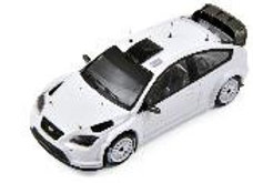 FORD FOCUS RS WRC08 2009 Rally S- All white