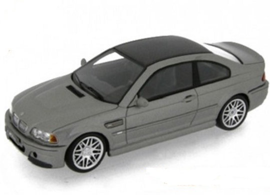 BMW M3 CSL 2003 (Steel Grey Metallic) - Premium X 0027