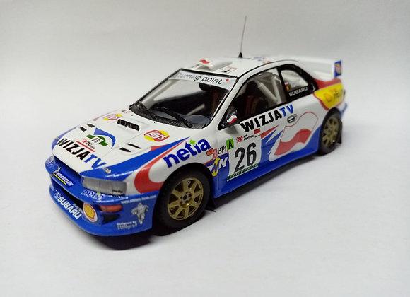 SUBARU IMPREZA WRC R. PORTUGAL 2000 K.HOLOWCZYC