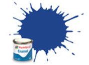 TINTA ENAMEL HUMBROL N.25 BLUE MATT 14 ML