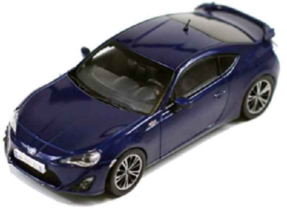 TOYOTA 86 Galaxy Blue 2013 - J Collection 294