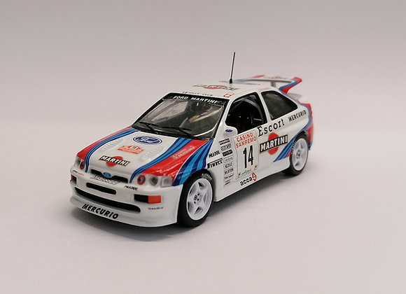 Ford Escort RS Cosworth Gianfranco Cunico Rally Sanremo 1996