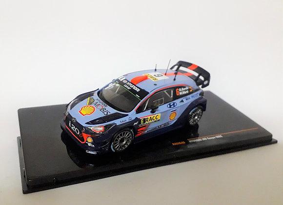 Hyundai i20 WRC Dani Sordo Rally RACC 2017