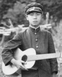 Akira Ifukube, 1923