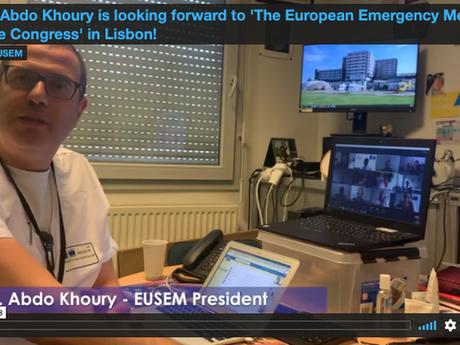EUSEM 2021 CONGRESS. Congreso de la Sociedad Europea de Medicina de Emergencias