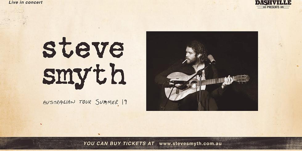 STEVE SMYTH LIVE AT MOS