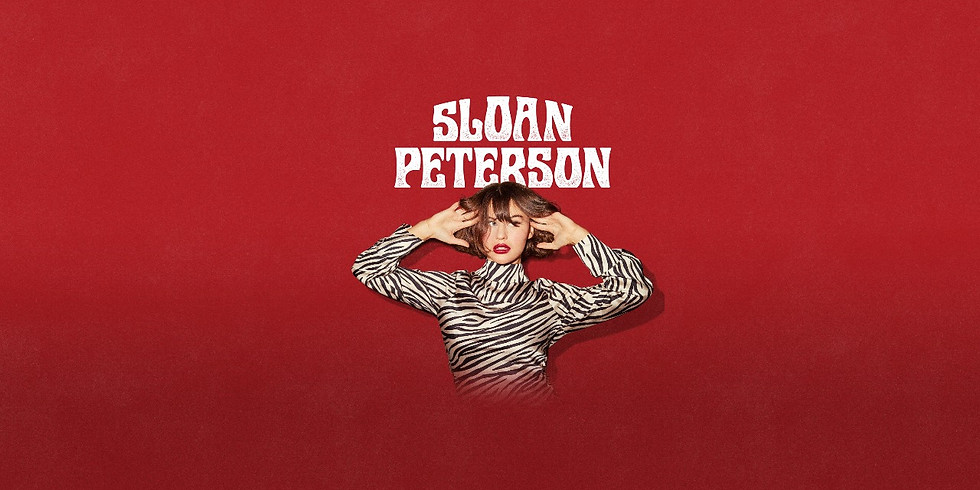 SLOAN PETERSON: Moon & Back Tour