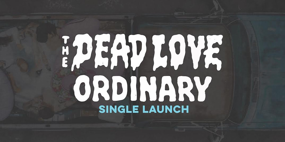 THE DEAD LOVE w supports LIVE at Mo's