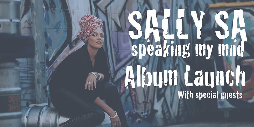 SALLY SA ALBUM LAUNCH