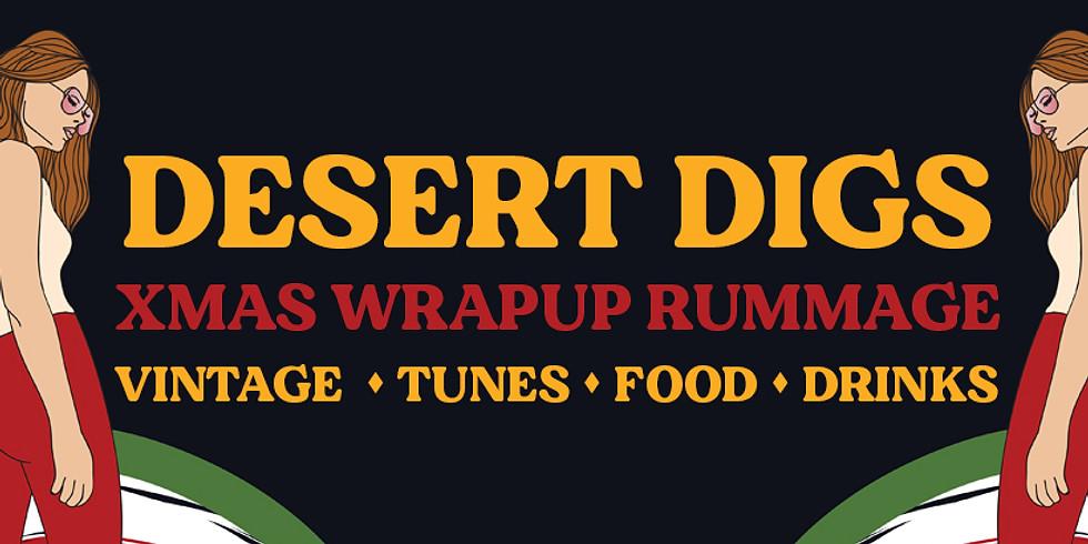 DESERT DIGS XMAS WRAP UP!