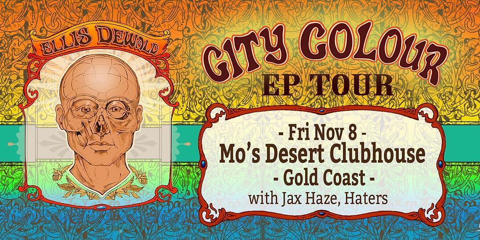ELLIS DEWALD 'City Colour' EP LAUNCH