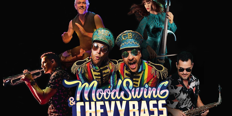 ***SOLD OUT*** MOOD SWING & CHEVY BASS Live at Mo's