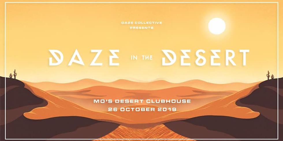 DAZE In The Desert