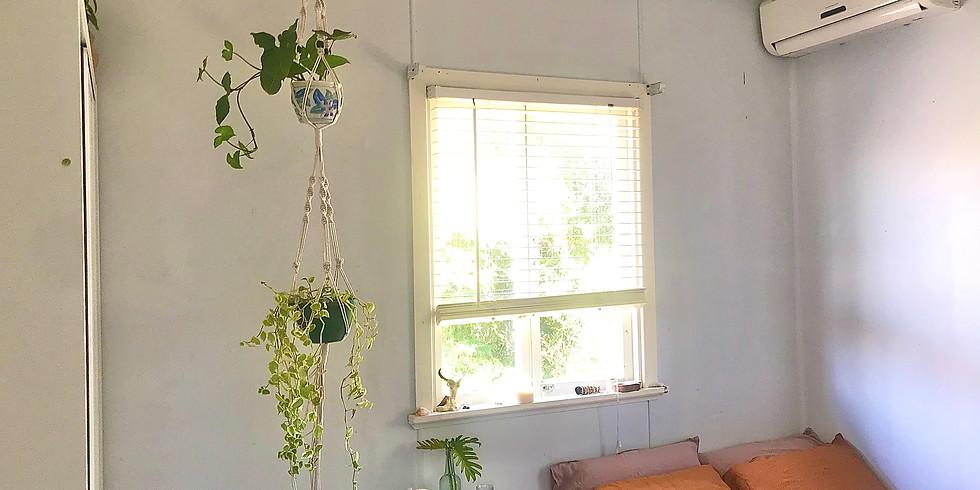 THE DOUBLE Macrame Plant Hanger