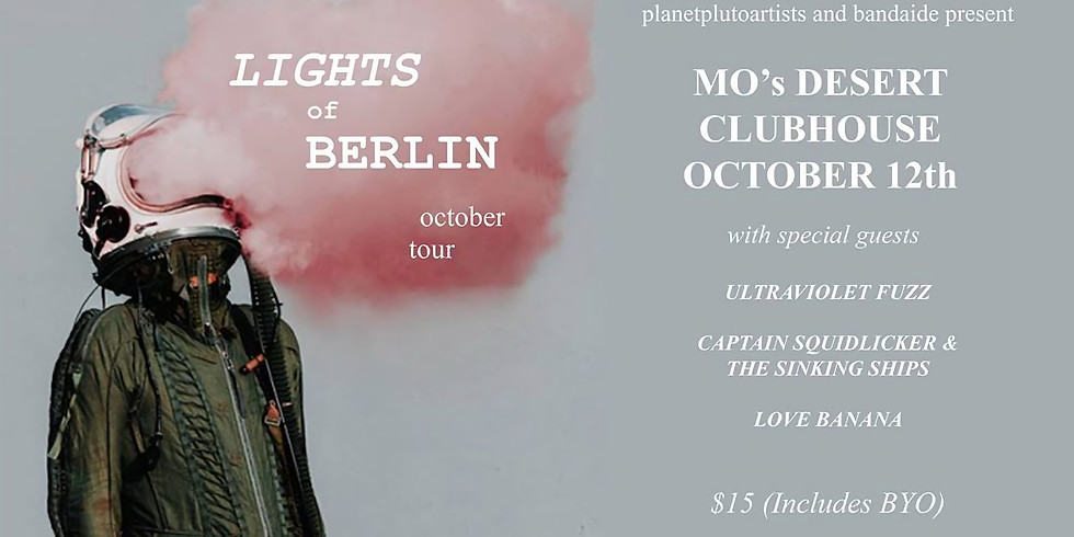 LIGHTS OF BERLIN LIVE