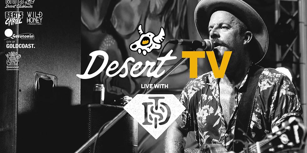 Transvaal Diamond Syndicate LIVE on Desert TV