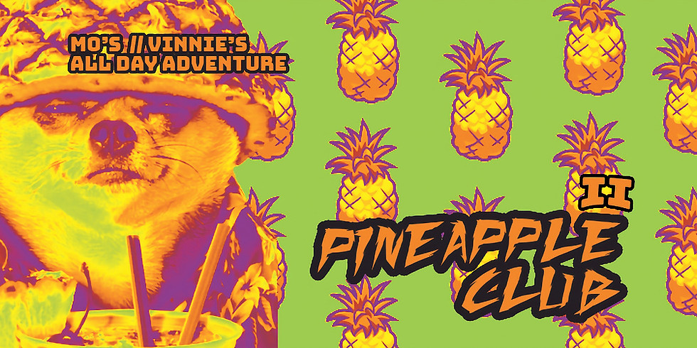 Pineapple Club II