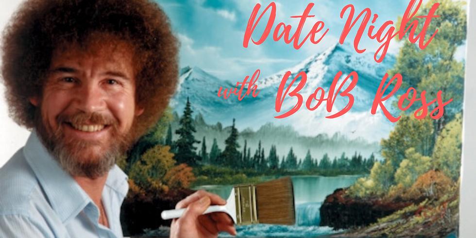 Bob Ross Is A Boss