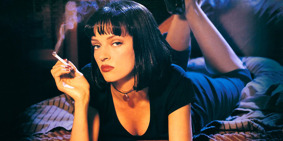 MO'S MONTHLY MOVIE NIGHT - PULP FICTION