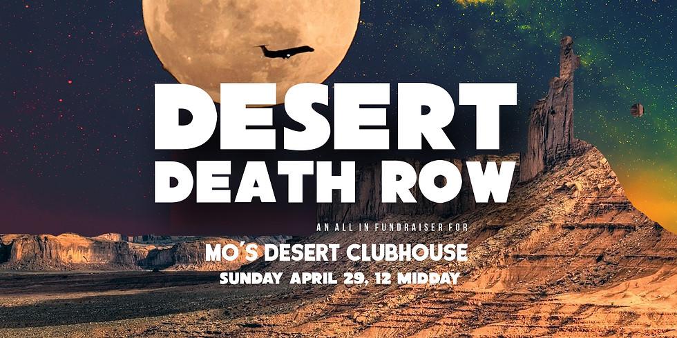 DESERT DEATH ROW