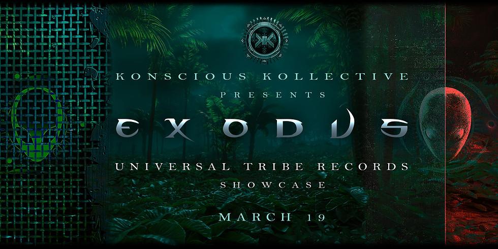 EXODUS - Official UTR DJ Showcase