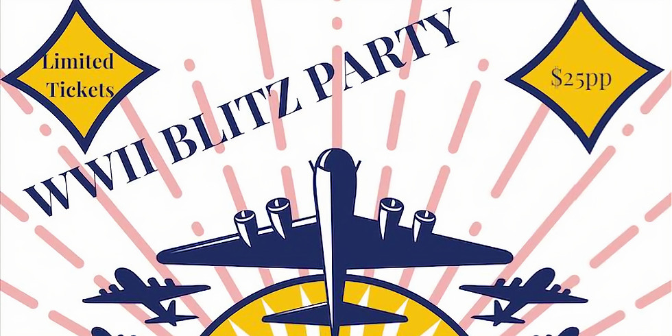 WWII BLITZ PARTY W/ SWING ON IN