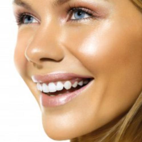 Create smooth glowing skin