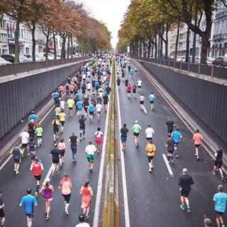 Marathon in the City