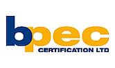 BPEC CERTIFICATION LOGO