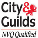 City & Guilds NVQ Qualified Logo