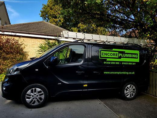 Encore Plumbing Van