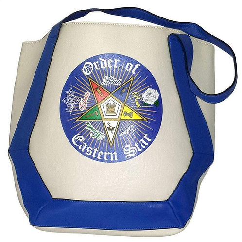 OES - Order of the Eastern Star tote bag