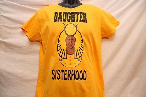 DOI PHO Daughter logo image shirts for the Sisterhood