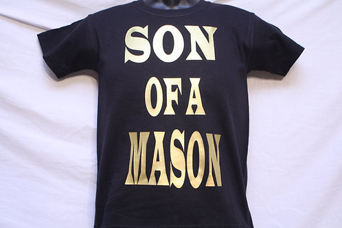 Son Of A Mason t-shirt