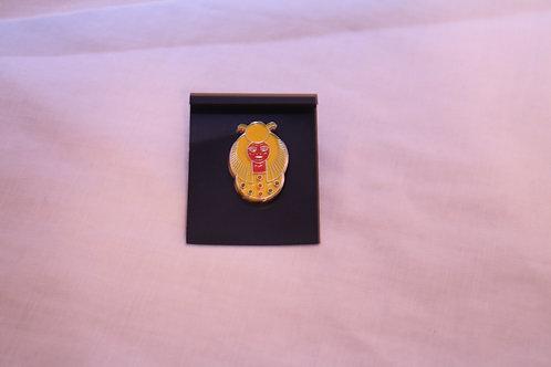 DOI PHO logo lapel pin