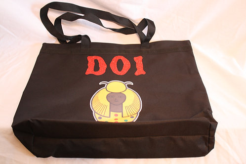 DOI PHO Daughter tote bag with logo image